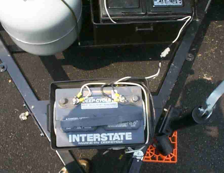 Battery For Coleman Trailer Wiring Diagram | Wiring Diagram on